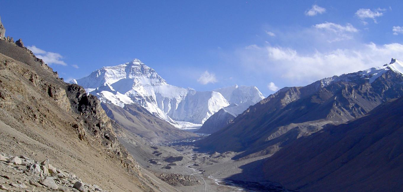 Everest bestigning - ny verdensrekord